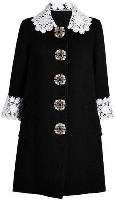 Andrew Gn Embellished Coat