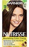Garnier Nutrisse Nourishing Color Creme, 413 Bronze Brown (Packaging May Vary)