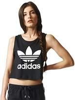 adidas Women's Originals Loose Crop Tank