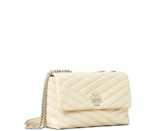 Tory Burch Kira Chevron Textured Small Convertible Shoulder Bag