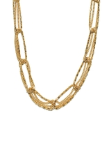The Limited Looped Multi-Chain Necklace