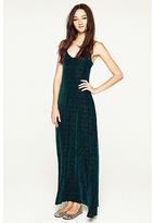 Lucky Brand Velvet Maxi Dress*