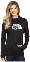 The North Face Fave Half Dome Full Zip Hoodie Women's Sweatshirt