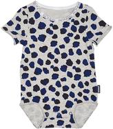 Bonds Baby Short Sleeve Ballet Suit Blue