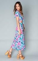 MUMU Tea Party Midi Skirt ~ Sea Lilies