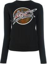 Loewe logo applique sweatshirt