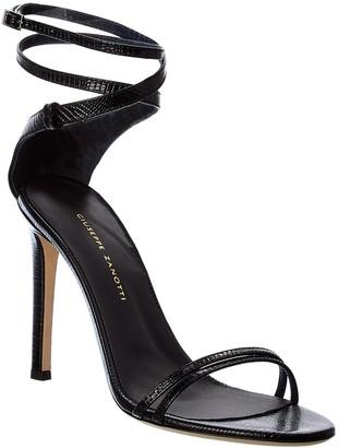 Giuseppe Zanotti Catia Leather Sandal