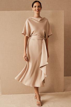 BHLDN Olmstead Dress By in Beige Size 0