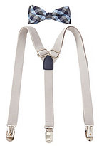 Class Club Bow Tie & Suspenders Set