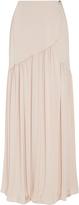 Christine Alcalay Gathered Maxi Skirt