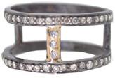 Mabel Chong - Oxidized Diamond Ring