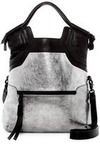 Foley + Corinna Essential City Convertible Leather Handbag
