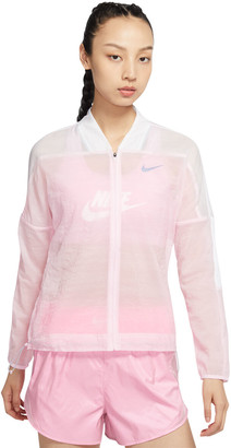 Nike Womens Icon Clash Running Jacket