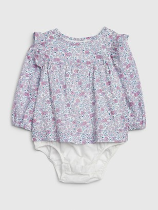 Gap Ruffle Floral Body Double