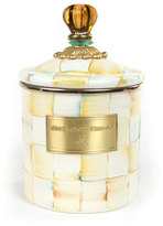 Mackenzie Childs MacKenzie-Childs Small Parchment Check Canister