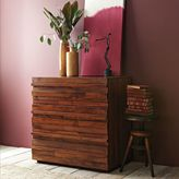 west elm Stria 3-Drawer Dresser - Honey