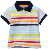 Andy & Evan Multi Striped Polo (Baby Boys)
