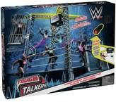 WWE Tough Talkers Championship Takedown Ring