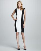 Alberta Colorblock Dress