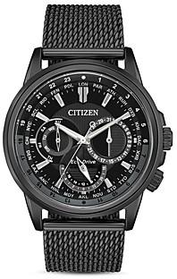 Citizen Calendrier Eco-Drive Watch, 44mm