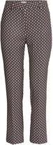 H&M Slacks - Black/patterned - Ladies