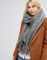 Pieces Knitted Scarf
