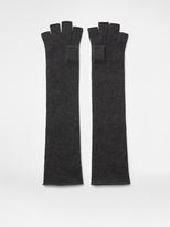 DKNY Cashmere Cut Finger Gloves