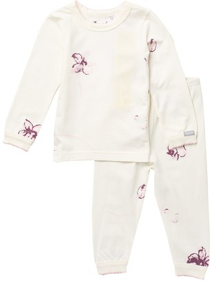Coccoli Floral Print Pajama (Baby)