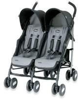 Chicco EchoTM Twin Stroller in Coal