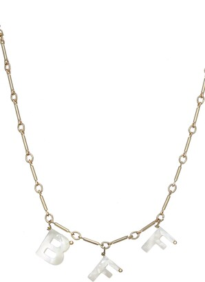 Kozakh BFF Pendant Necklace