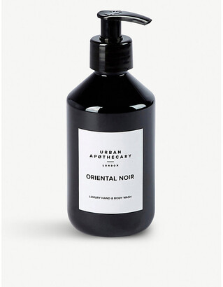 Selfridges Urban Apothecary Oriental Noir hand and body lotion 300ml