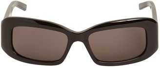 Saint Laurent Sl 418 Square Acetate Sunglasses