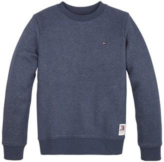 Tommy Hilfiger Organic Cotton Mix Sweatshirt, 10-16 Years