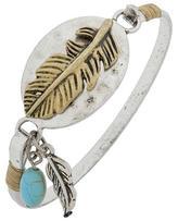 Bohemia Feather Bracelet