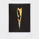 Paul Smith 'The Secret Life of the Pencil' Print by Alex Hammond and Mike Tinney - Sir