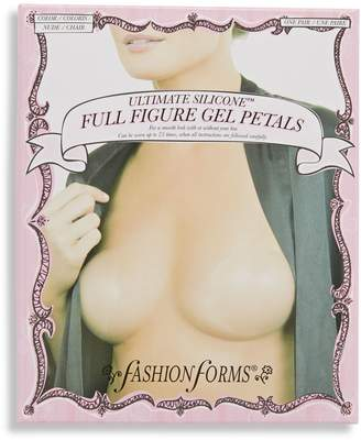 Fashion Forms Full Figure Gel Petals