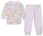 Kissy Kissy Pink Dog Print Pyjamas