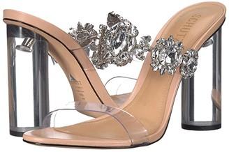 Schutz Blanck (Transparent/Crystal) Women's Shoes