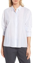 Nordstrom Women's Cotton Stripe Shirt