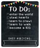 Pearhead Big Sibling Chalkboard in Black