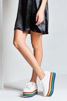 Jeffrey Campbell Rainbow Platform Sneaker