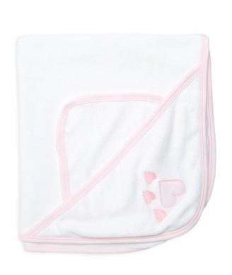Royal Baby 2-Piece Heart Towel Set