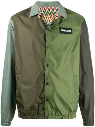 Missoni Colour-Block Jacket