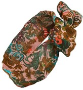 Tasha Floral Print Wire Head Wrap