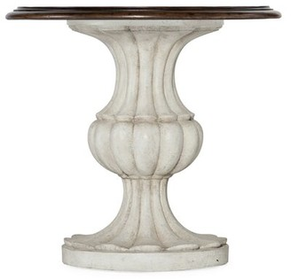 Hooker Furniture Vera Cruz Pedestal End Table