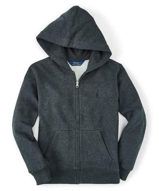 Ralph Lauren Childrenswear Little Boy's Classic Zip Hoodie