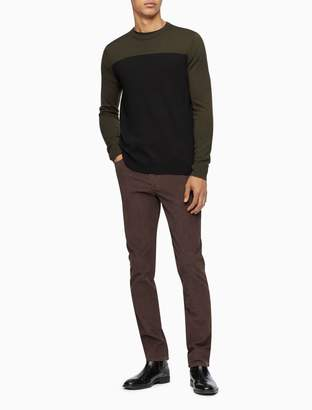 Slim Fit Pigment-Dyed Corduroy 5-Pocket Pants