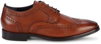 Cole Haan Jefferson Grand 2.0 Leather Wingtip Oxfords