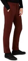 Topman Men's Skinny Fit Suit Trousers