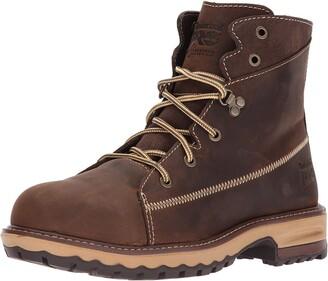 "Timberland Women's Hightower 6"" Alloy Toe Industrial & Construction Shoe"